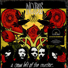 Incubus - Crow Left Of The Murder (Vinyl 2LP - 2004 - US - Reissue)