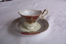 Vintage Shofu China Demitasse Cup and Saucer