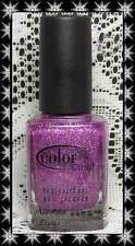 Color Club *~Too Violet~* Nail Polish 2009 Japan Glitters Limited Edition