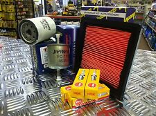 FOR NISSAN NOTE 1.4 SERVICE KIT AIR FUEL OIL FILTER NGK SPARK PLUGS