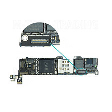 NEW IPHONE 5S 5C CHARGING FPC (19PIN) PLUG CONNECTOR PART FOR LOGIC BOARD