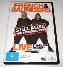 French & Saunders - Still Alive: The Farewell Tour (DVD, 2008)