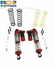 Traxxas 1/10 Rally / Slash 4x4 LCG Front Rear Piggyback Aluminum Shock TD100AR02