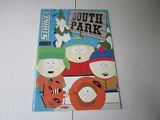 STRIKE  n°12 SOUTH PARK  1999 - edizioni lo vecchio - L2 -
