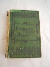Antique Book Sportsman's Club Afloat by Harry Castlemont 1874