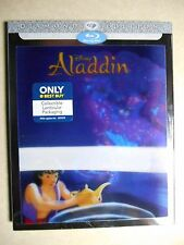 Aladdin (Blu-ray/DVD, Diamond Edition, Best Buy) W/Lenticular Slipcover