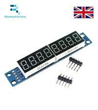 NEW Digital Tube MAX7219 LED Module 8 Digit 7 Segment Display Module Free Post