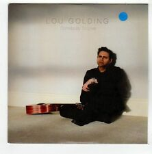 (FA718) Lou Golding, Somebody To Love - 2014 CD