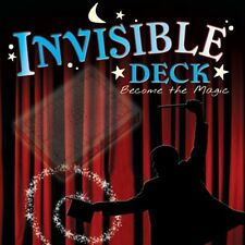 Invisible Deck by Magic Makers