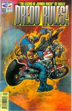 Dredd rules # 11 (simon Bisley, Jeff Anderson) (quality comics usa 1992)