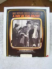 CED VideoDisc A Day at the Races, Black and White (1964) MGM/CBS Home Video