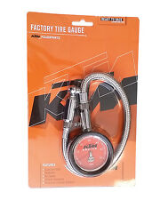 NEW KTM FACTORY TIRE GAUGE EXC XCF SXS SX XC SXF 1998-2015 0- 60 PSI U6951099