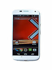 Motorola Moto X 16GB No-Contract Smartphone for AT&T - White (XT1058)