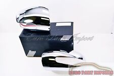 Mercedes-Benz W203 C-Class Outside Mirror Chrome Covers Schatz Germany