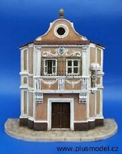 PLUSMODEL PLUS MODEL 017 - CIVIL HOUSE FACING - 1/35 CERAMIC KIT