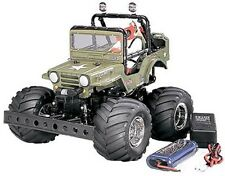 NEW! Tamiya 1/10 XB Series No.43 XB Wild Willy 2 Painted 57743 from JAPAN F/S