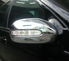 MERCEDES E CLASS W211 2002-2005 Chrome Mirror Covers