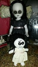 Living Dead Dolls THE LOST Series 8 Black Dress Open & Complete