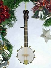 Banjo Musical Instrument Ornament (OJO12*)  with Gift Box 5.0 Inches