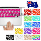"""Silicone Keyboard Cover Skin For MacBook Pro 13.3"""" 15.4"""" 17"""" AIR 11"""" 13"""" Apple"""