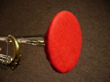 Trumpet Felt Mute - Single Thickness (Demo Video Cornet Cloth Hat Beret Softone)
