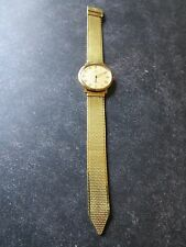 "VINTAGE 60-70s. Gold Filled MEN'S OMEGA "" DE VILLE"" w/Gold Filled band"