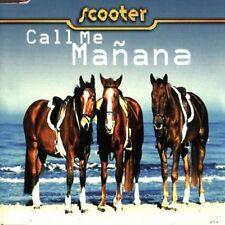 Scooter Call me mañana (1999) [Maxi-CD]