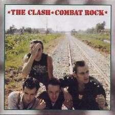 Combat Rock - The Clash CD COLUMBIA