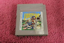 Play Action Football For Nintendo Gameboy