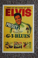 Elvis Lobby Card Movie Poster G.I. Blues