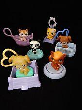 Littlest Pet Shop LPS McDonald's Toys