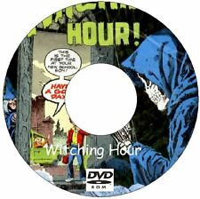The Witching Hour Comic Collection 90 Classic Issues on DVD Horror Witches