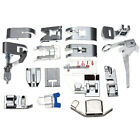15Pcs Domestic Sewing Machine Presser Foot Feet Kit Set For Brother Singer