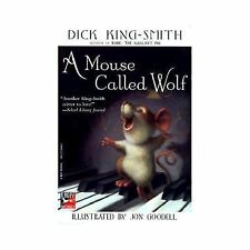 A Mouse Called Wolf by Dick King-Smith (1999, Paperback)