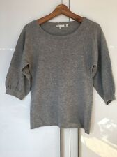 Vince Grey Cashmere Sweater Jumper S Small