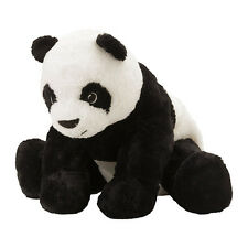 NEW IKEA KRAMIG SOFT TOY,WHITE,BLACK ARE GOOD AT HUGGING AND TESTED FOR SAFETY