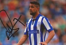 SHEFFIELD WEDNESDAY: MARCO MATIAS SIGNED 6x4 ACTION PHOTO+COA