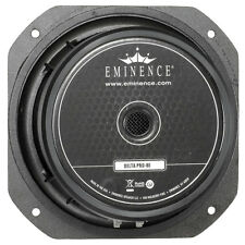 "Eminence Delta Pro-8B 8"" Midrange 16ohm 450W 99dB 2"" Coil Replacement Speaker"