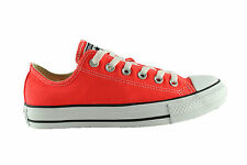 [582] converse all star Ox CT as Chuck zapatos naranja neón talla 37,5 UK 5 139799c