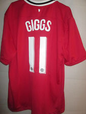 Manchester United Giggs 2011-2012 Home Football Shirt Small /34063