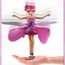 New Flying Fairy Fairy Princess Doll Infrared Induction Control dolls Fly Toys A
