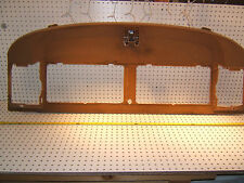 Mercedes Late W126 560SEC Rear deck Carpeted PALOMINO OEM 1 Cover Light 1 Base