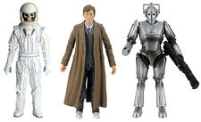 """Doctor Who 5.5"""" 3 x Action Figures Collectors Set The 10th Doctor David Tennant"""