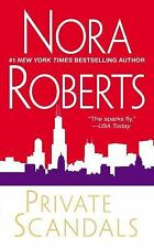 Private Scandals by Nora Roberts (2012, Paperback)