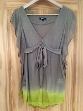 C'N'C Costume National Beautiful Top Size XS (would fit size 10)