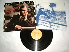 LP - Dave Davies (The Kinks) Glamour - MINT 1981 OIS # cleaned