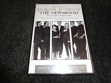 THE NEWSROOM-Complete 3rd season-Behind the scenes of local television network