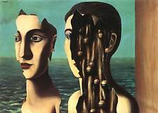Magritte cod 11 Poster cm 35x50 Stampa Glicée Papi, Papi Arte