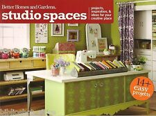 Studio Spaces: Projects, Storage, Organization, Sewing, Scrapbooking, Knitting