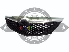 MAZDA 2 DY 10/2002-5/2005 GRILLE BLACK & CHROME